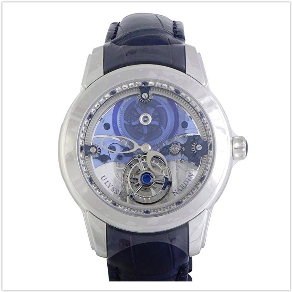 Ulysse Nardin Mechanical-Hand-Wind Male Watch