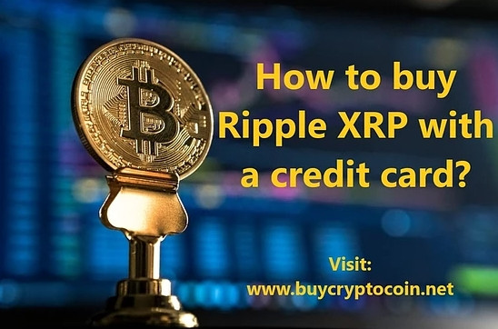 How to buy Ripple XRP with a credit card