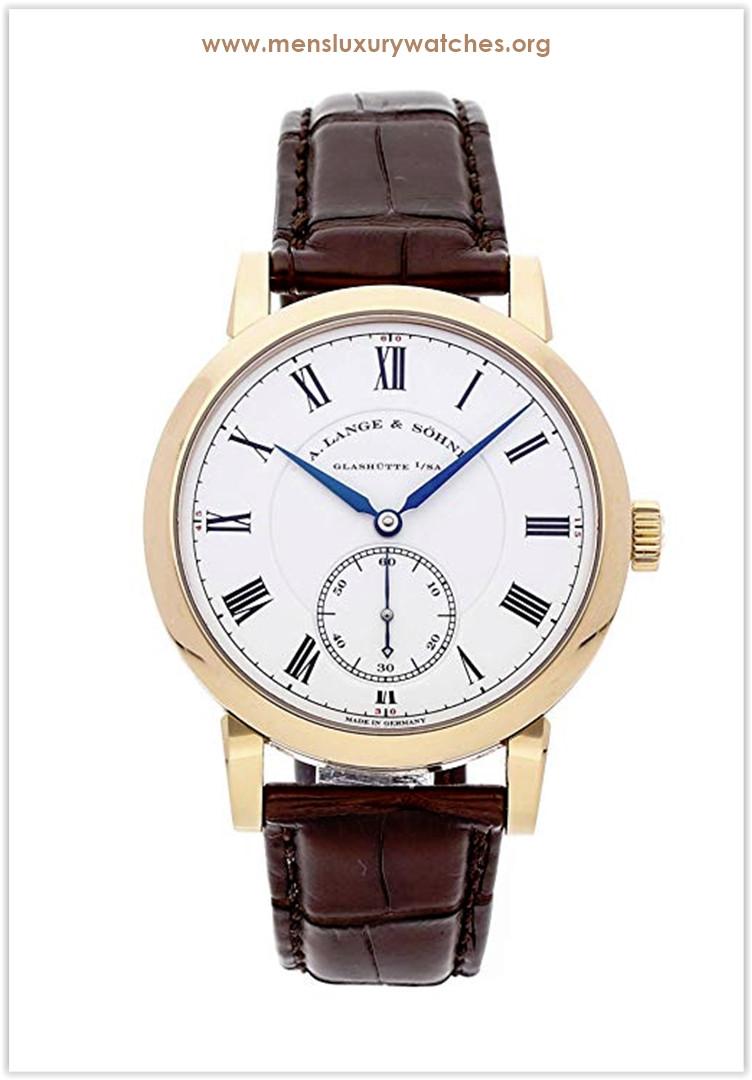 A. Lange & Sohne Richard Lange Mechanical (Hand-Winding) White Dial Men's Watch Price