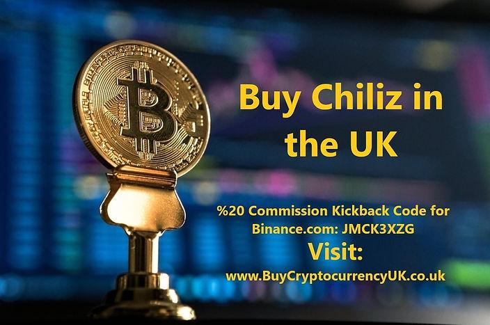 Buy Chilizin theUK