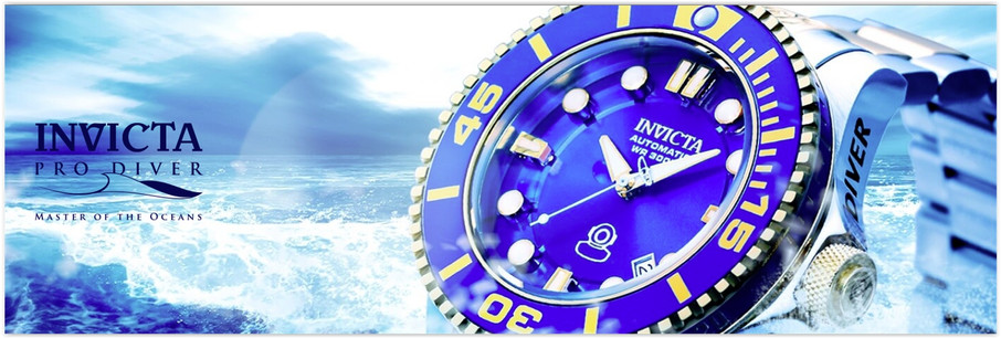 The Invicta Online Store