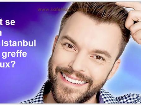 Comment se rendre en Turquie / Istanbul pour une greffe de cheveux?