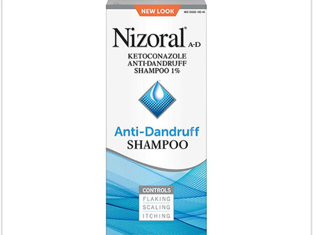 Nizoral A-D Anti-Dandruff Shampoo Deals & Review