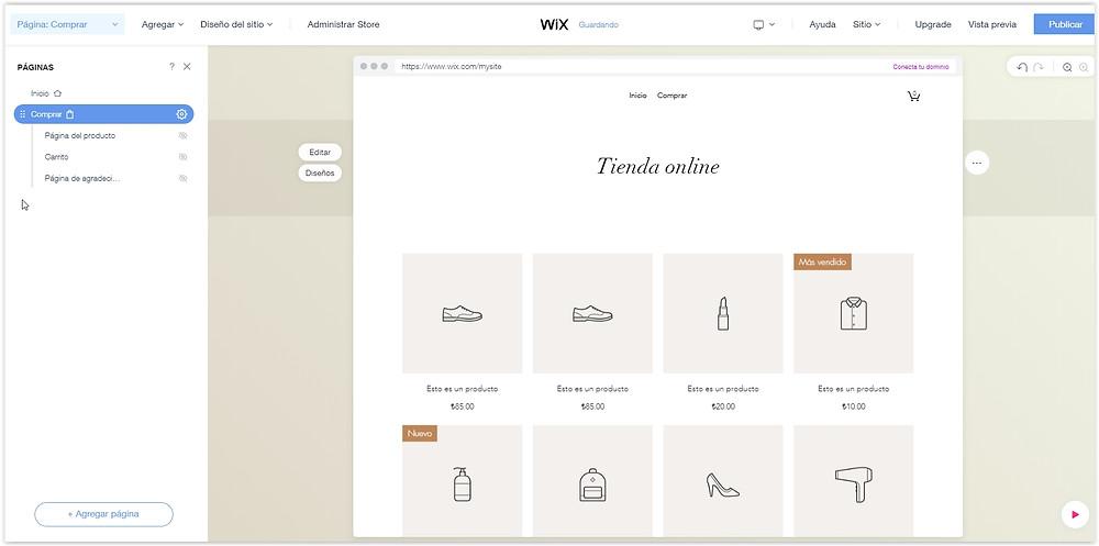 ¿Cómo crear un sitio web para una tienda de muebles?