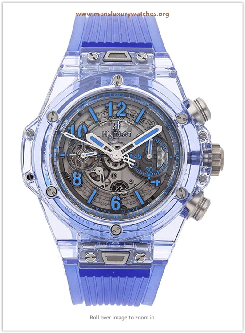 Hublot Big Bang Unico Mechanical (Automatic) Skeletonized Dial Men's Watch Price