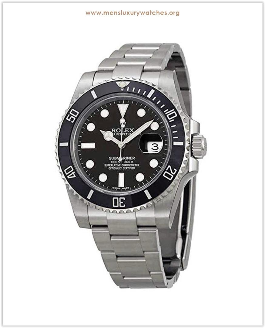 Rolex Submariner Automatic-self-Wind Men's Watch discount price