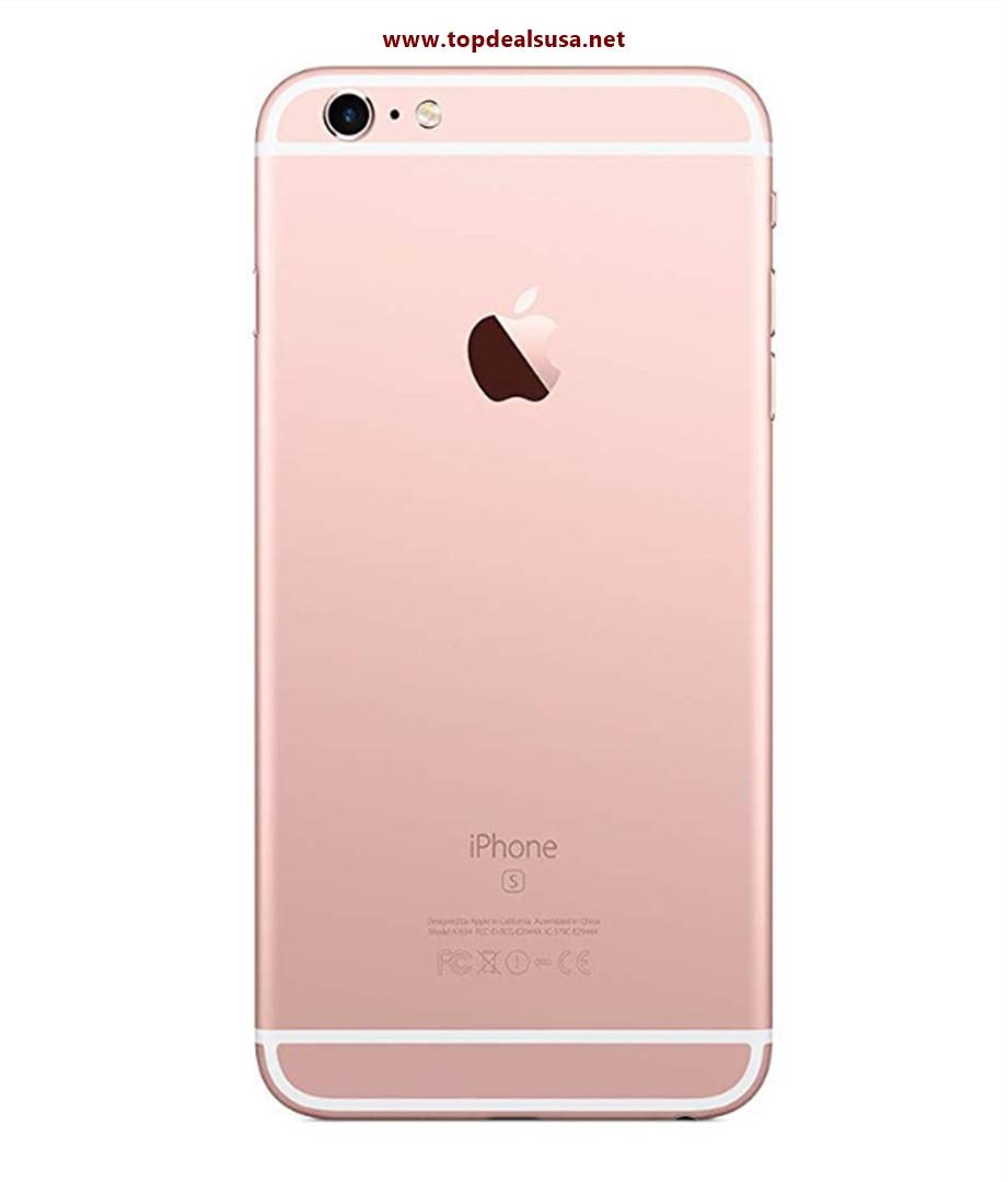 Apple iPhone 6s Plus (32GB) - Rose Gold best deal