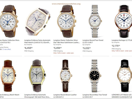 Top 10 Longines Men's Watches