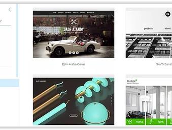 Sayfa Aç  7 ''Wix'' Etkisi ile