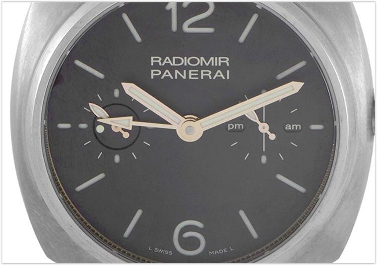 Officine Panerai Radiomir Tourbillon GMT