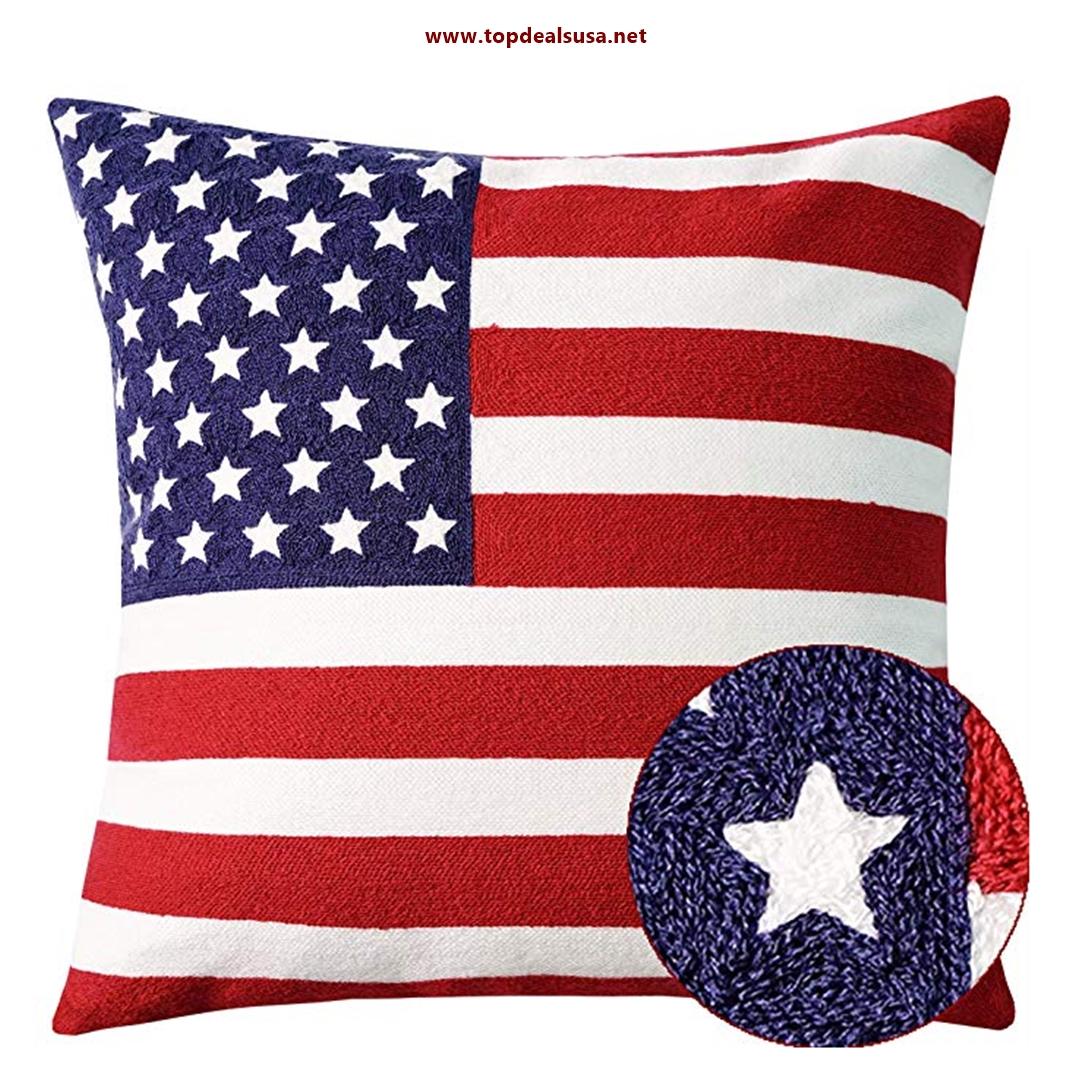 Patriotic Decorations Decorative Throw P