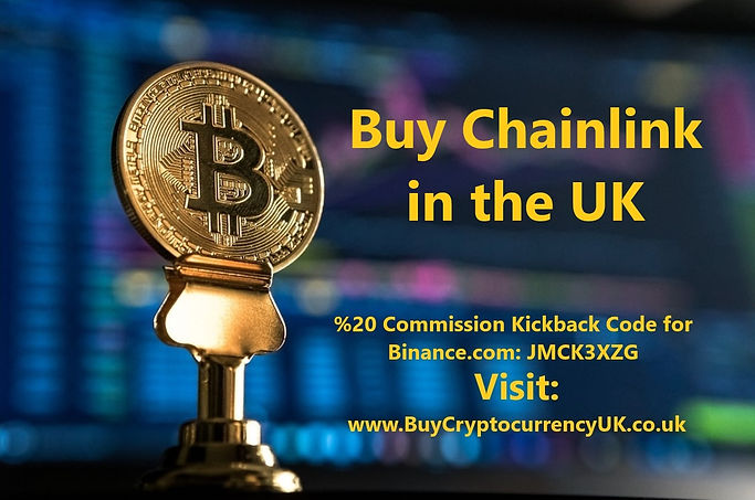 Buy Chainlink in the UK