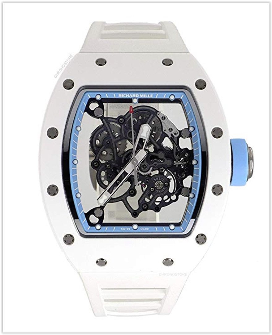 Richard Mille RM 055 Mechanical-Hand-Wind Male Watch RM055 (Certified Pre-Owned) best price