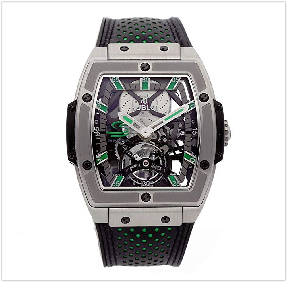 Hublot Masterpiece Mechanical (Hand-Winding) Skeletonized Dial Mens Watch