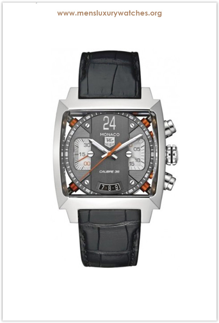 Tag Heuer Monaco Calibre 36 Men's Watch Price
