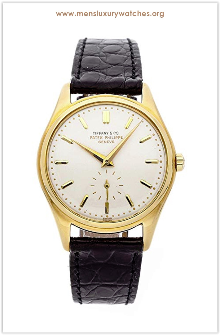 Patek Philippe Calatrava Mechanical (Automatic) Ivory Dial Men's Watch 2526 the best price