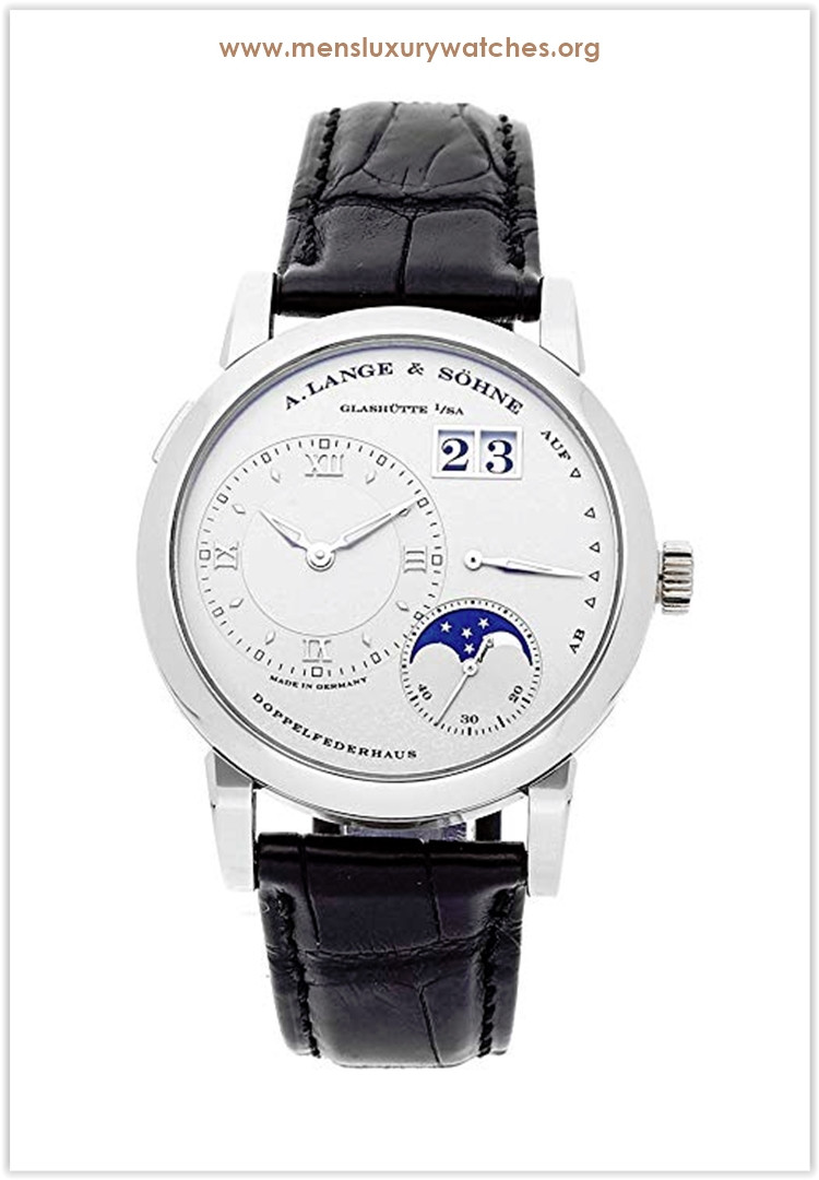 A. Lange & Sohne Lange 1 Mechanical (Hand-Winding) Grey Dial Men's Watch the best price