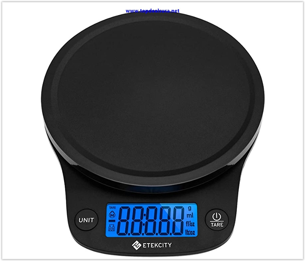 Etekcity 0.1 Gram Food Scale