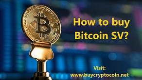 How to buy Bitcoin SV?
