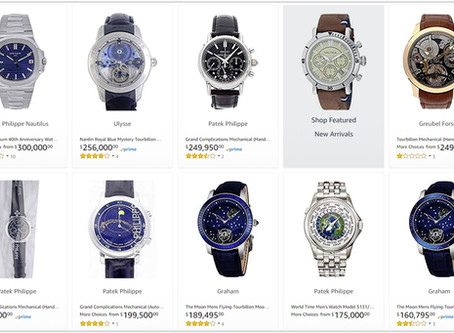 Men's Watch Ideas for New Year 2019