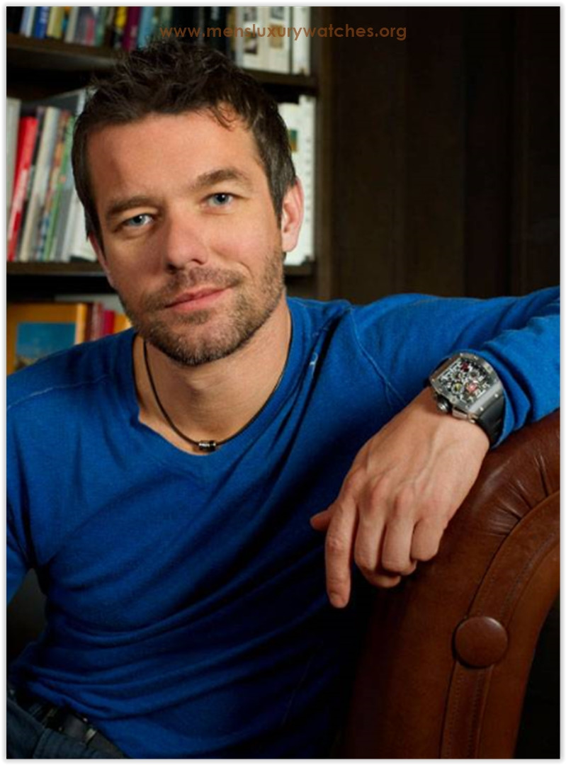 Sébastien Loeb Richard Mille Watches