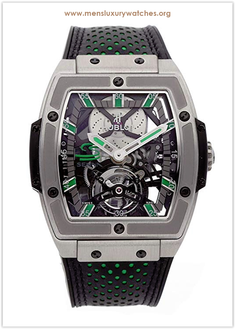 Hublot Masterpiece Mechanical Skeletoniz