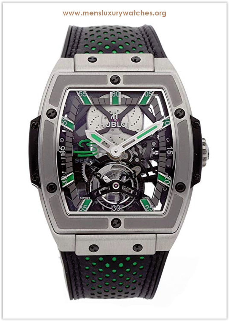 Hublot Masterpiece Mechanical Skeletonized Dial Men's Watch Price & review