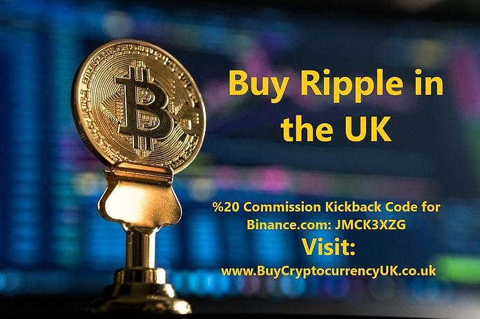 Buy Ripple in the UK