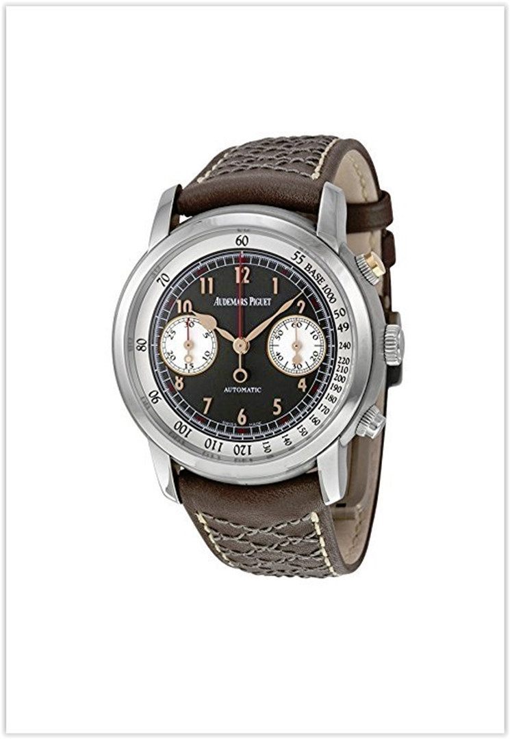 Audemars Piguet Jules Audemars Automatic Chronograph Titanium Men's Watch Price