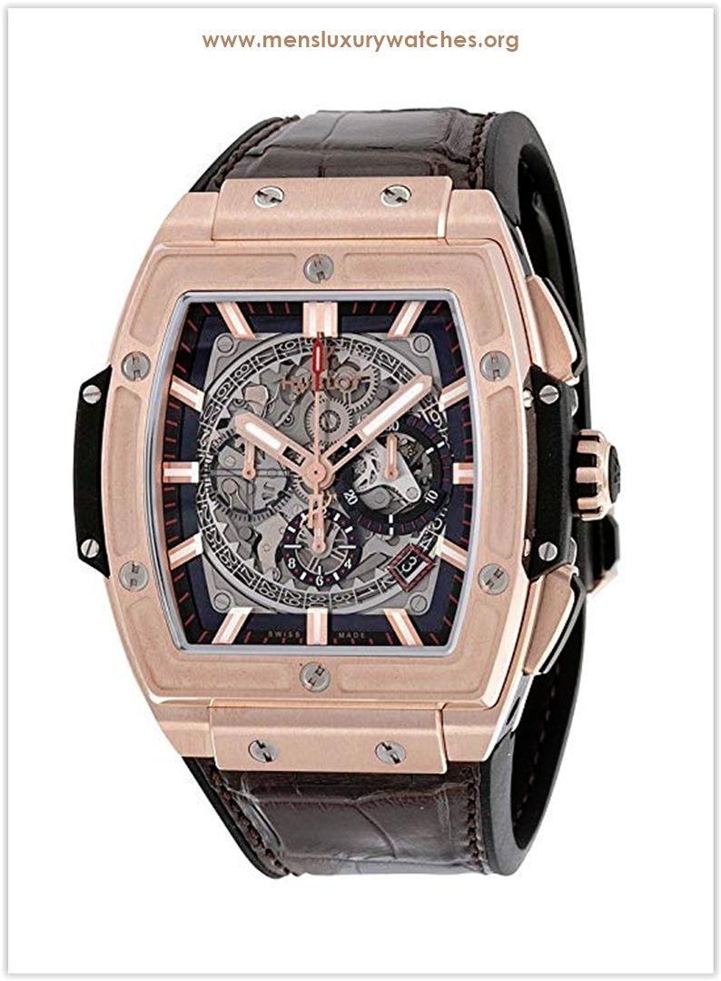Hublot Spirit of Big Bang Skeleton Dial