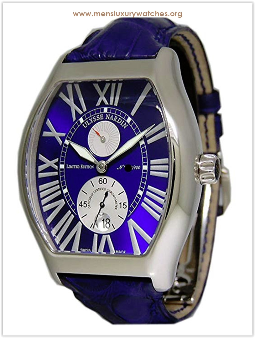 Ulysse Nardin Michelangelo Gigante Chronometer Swiss-Automatic Men's Watch the best price
