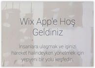 Wix mobil uygulaması güncellendi! İşte yenilikler