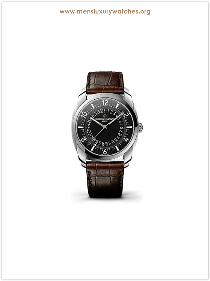 Vacheron Constantin Quai De l'Ile Automatic Men's Watch Price