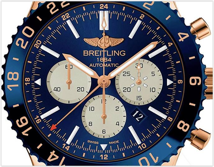 Breitling Chronoliner B04