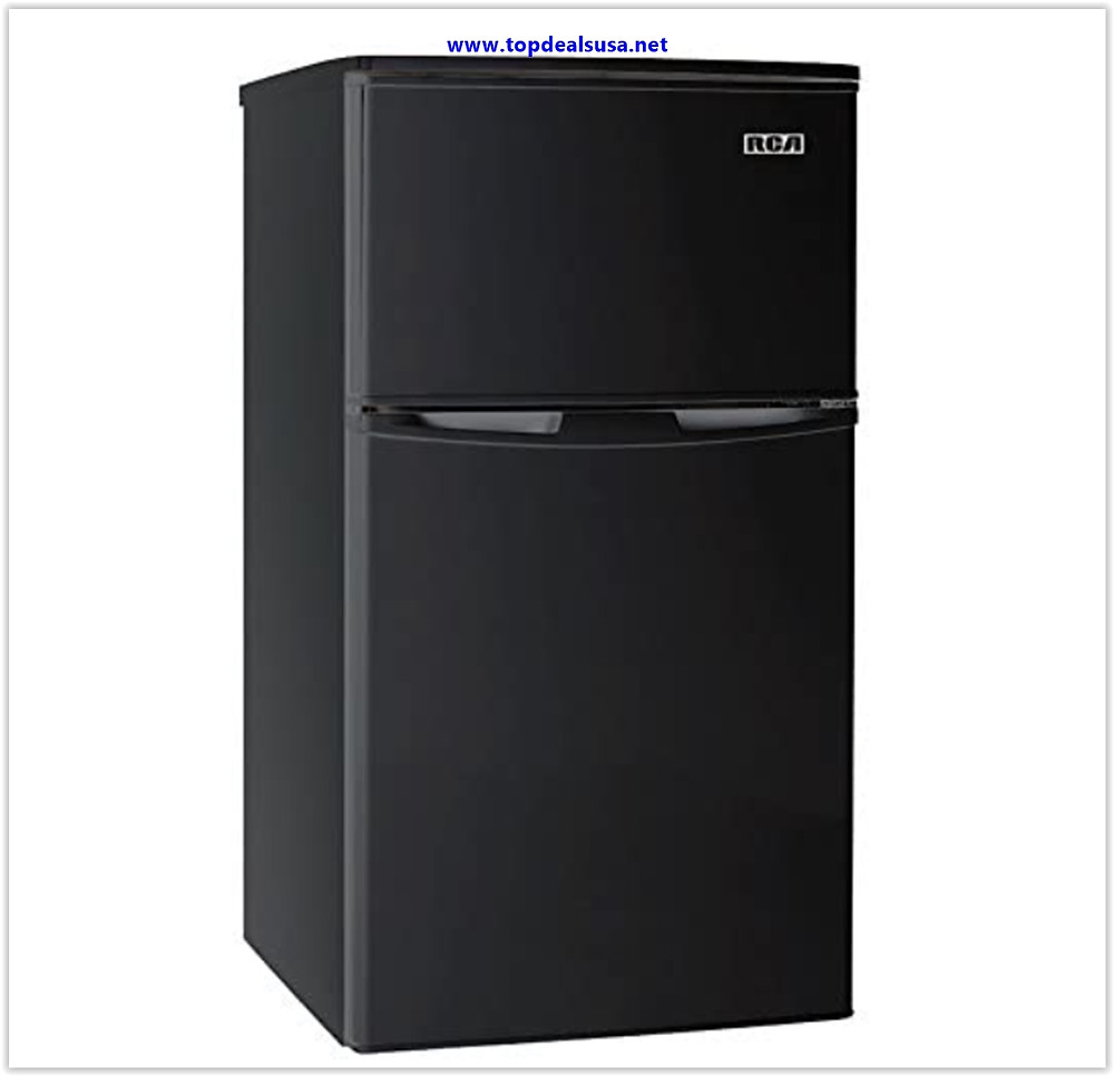 3.2 Cubic Foot Fridge and Freezer