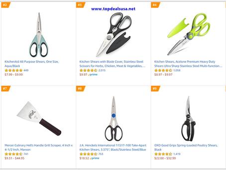 KitchenAid Classic Kitchen Shear & Top 10 Kitchen Shear Deals