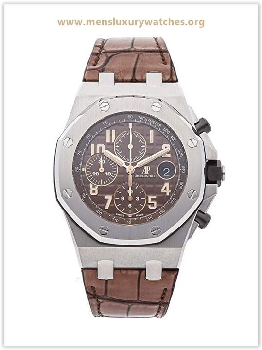 Audemars Piguet Royal Oak Offshore Mechanical (Automatic) Brown Dial Men's Watch