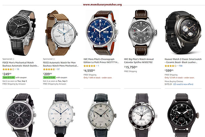 IWC Watches Buy