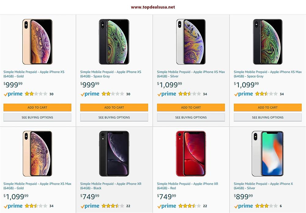 The Best Apple iPhone Deals