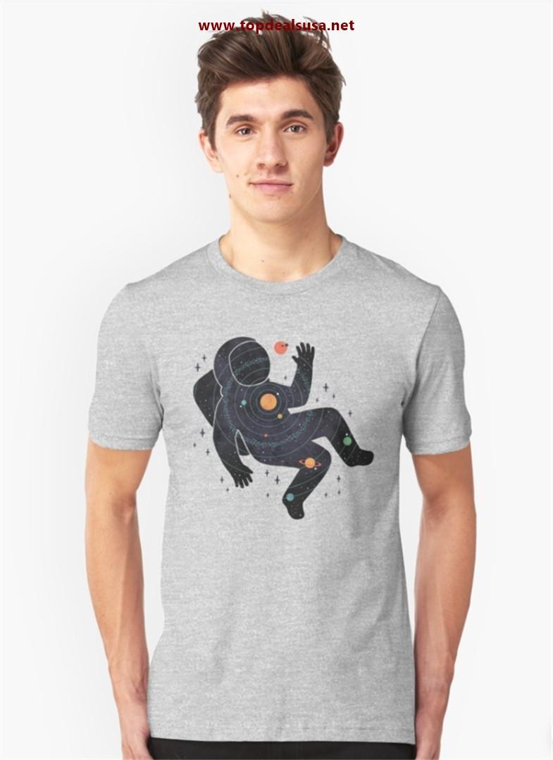 Inner Space Slim Fit T-Shirt best buy