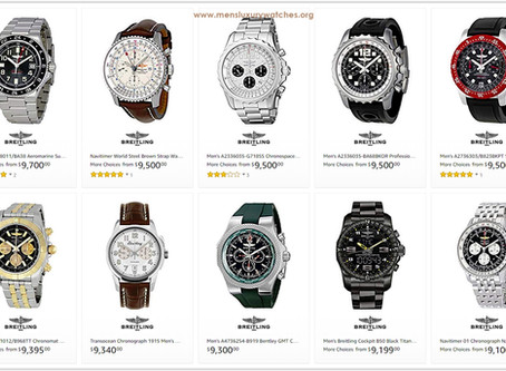 The best Breitling men's watches 1000 to 10000 $