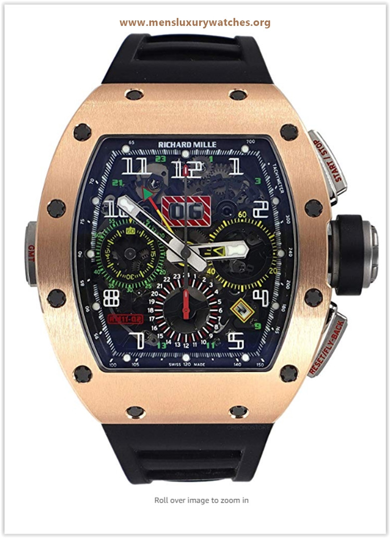 Richard Mille RM 011 Automatic-self-Wind Male Watch Price