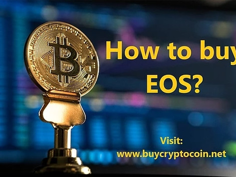 How to buy EOS?