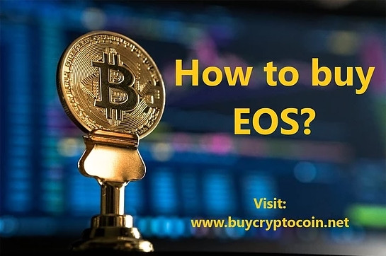 How to buy EOS