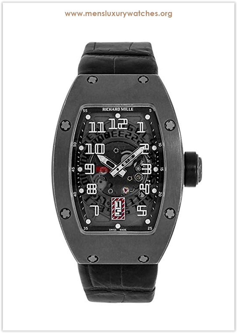 Richard Mille RM 007 Automatic-self-Wind Female Watch Price