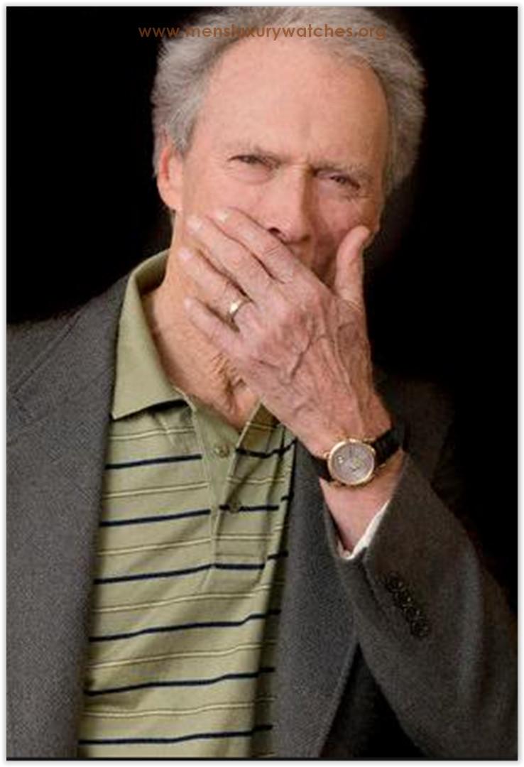 Clint Eastwood A. Lange Sohne