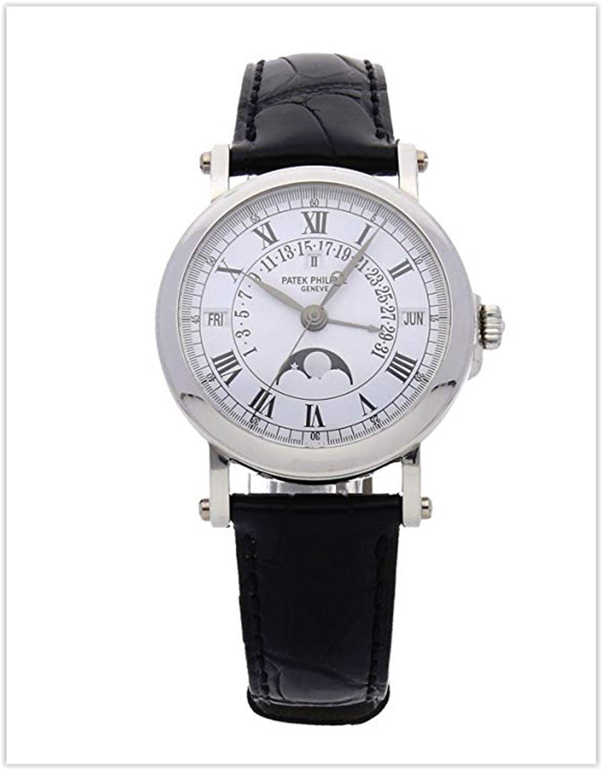 Patek Philippe Grand Complications Mechanical (Automatic) White Dial Men's Watch best price