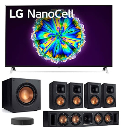 LG 49NANO85U 49 4K NanoCell Smart Ultra High Definition Nano 85 Series TV