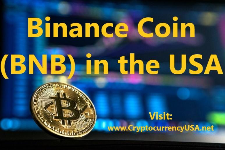 Binance Coin in the USA