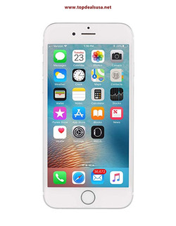 Apple iPhone 7, AT&T, 32GB - Silver